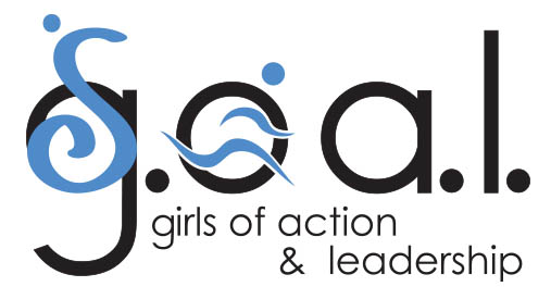 Girls of Action & Leadership logo